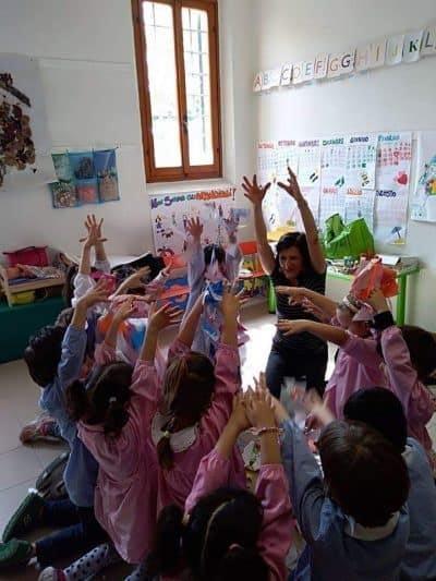 Progetto educativo scuola dell'infanzia